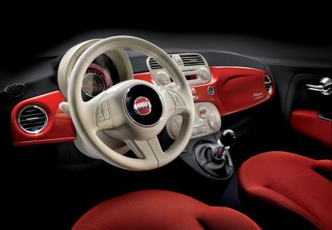 Fiat 500 on sale in Europe