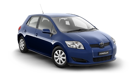 2007 Toyota Corolla prices and specifications