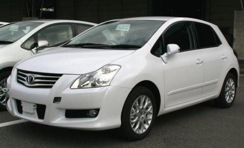 2007 Toyota Corolla may see AWD and V6
