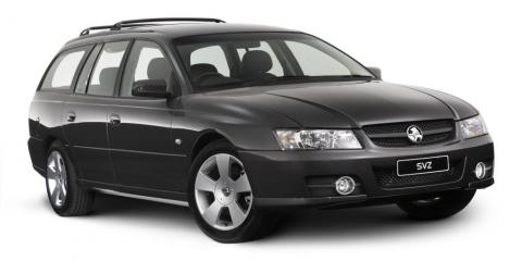 2007 VZ Commodore SVZ Special Editions