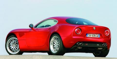Alfa 8C Competizione to make UK debut in June