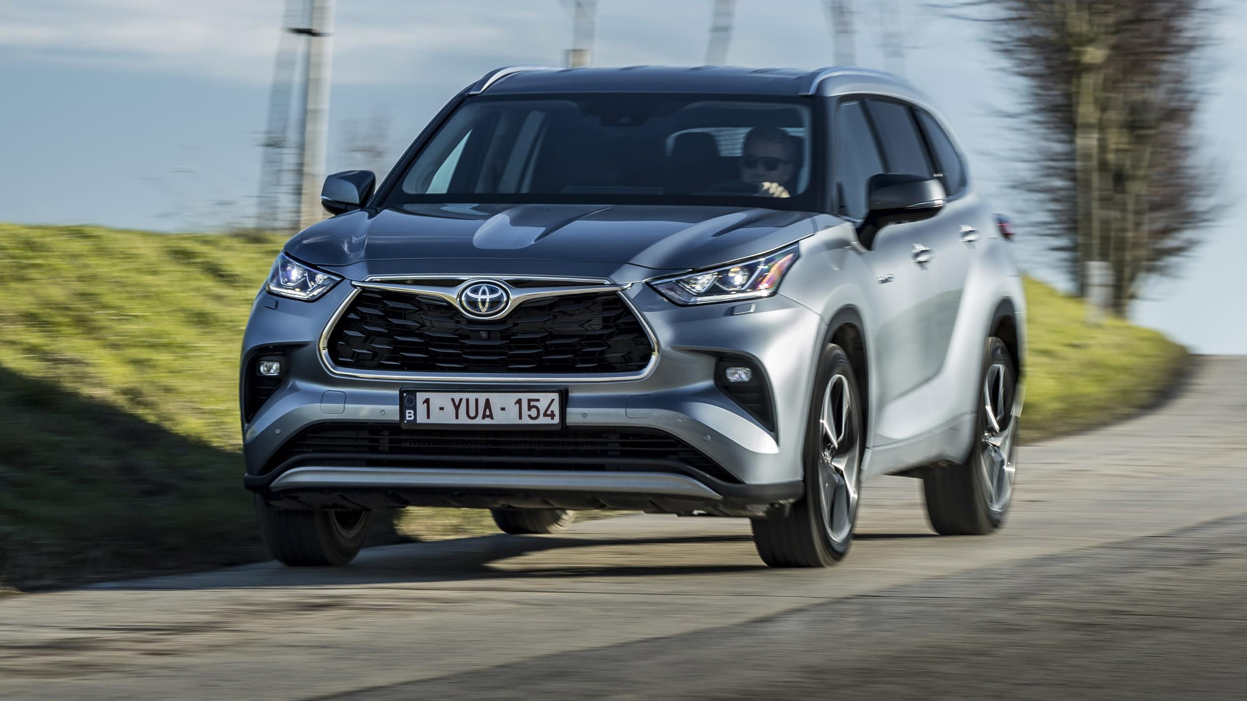 2021 Toyota Kluger due in Australia in June, hybrid inbound