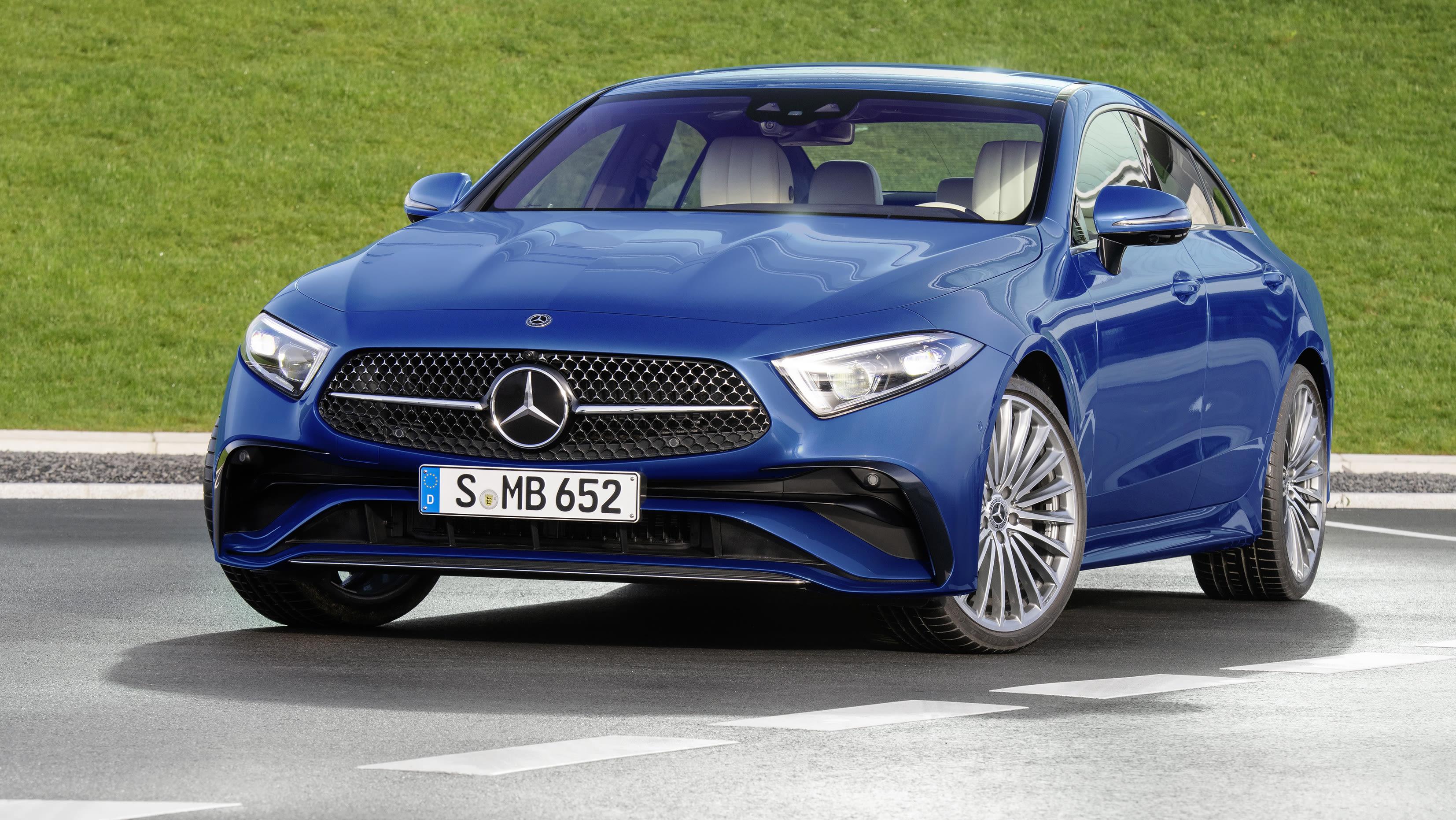2022 Mercedes-Benz CLS facelift revealed, Australian launch due late 2021