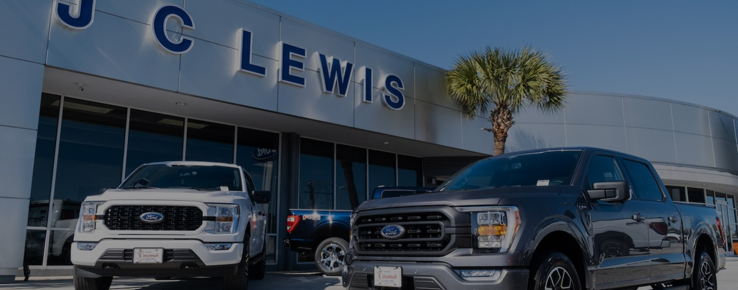 Welcome to J.C. Lewis Ford of Savannah