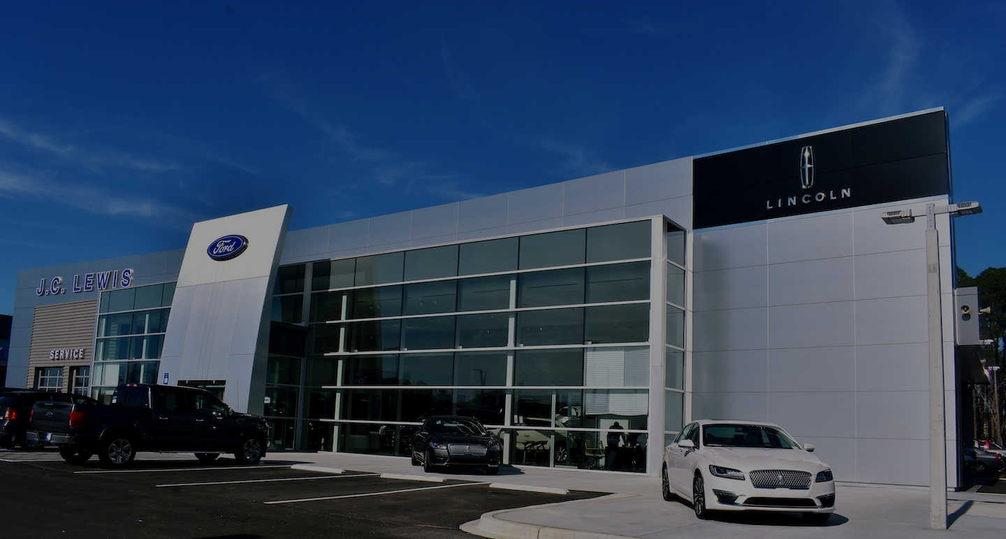 Welcome to J.C. Lewis Ford of Statesboro
