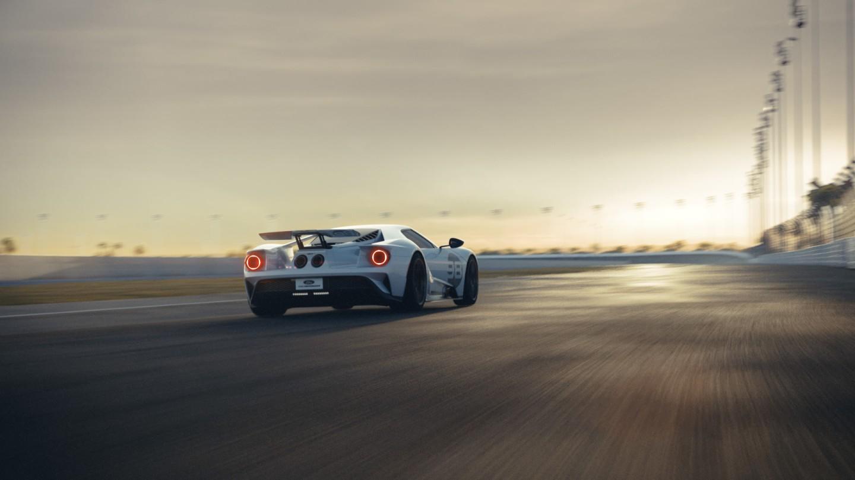 Daytona Inspired Ford GT