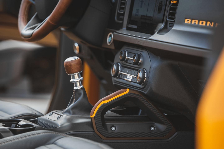 Crawler Gear - Ford Bronco 2021