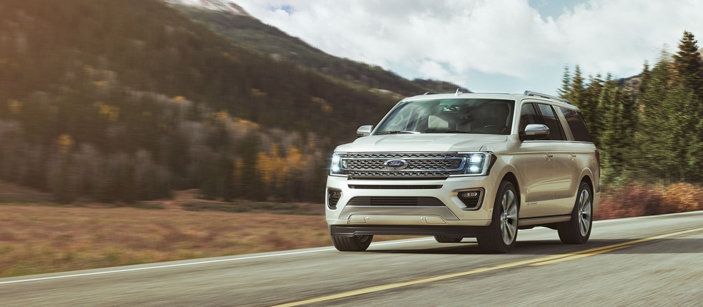 2020 Ford Expeditions