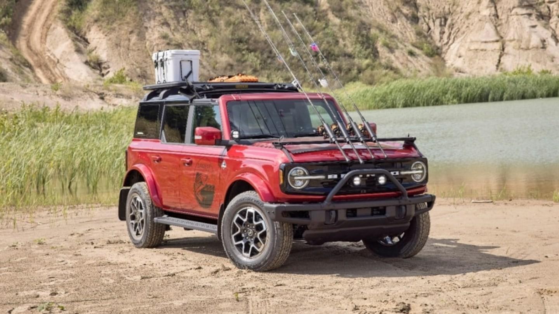 Ford Bronco - 5 New Adventures
