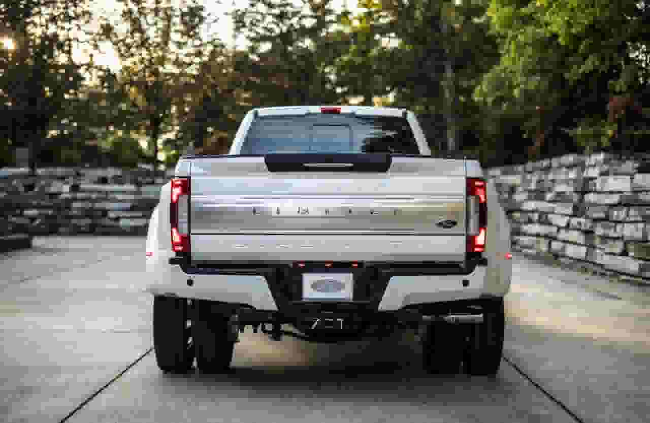 Ford Trucks: Bed and Cabin Options