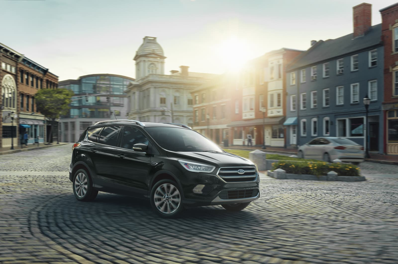 2019 Ford Escape Model Research | J C  Lewis Ford Savannah