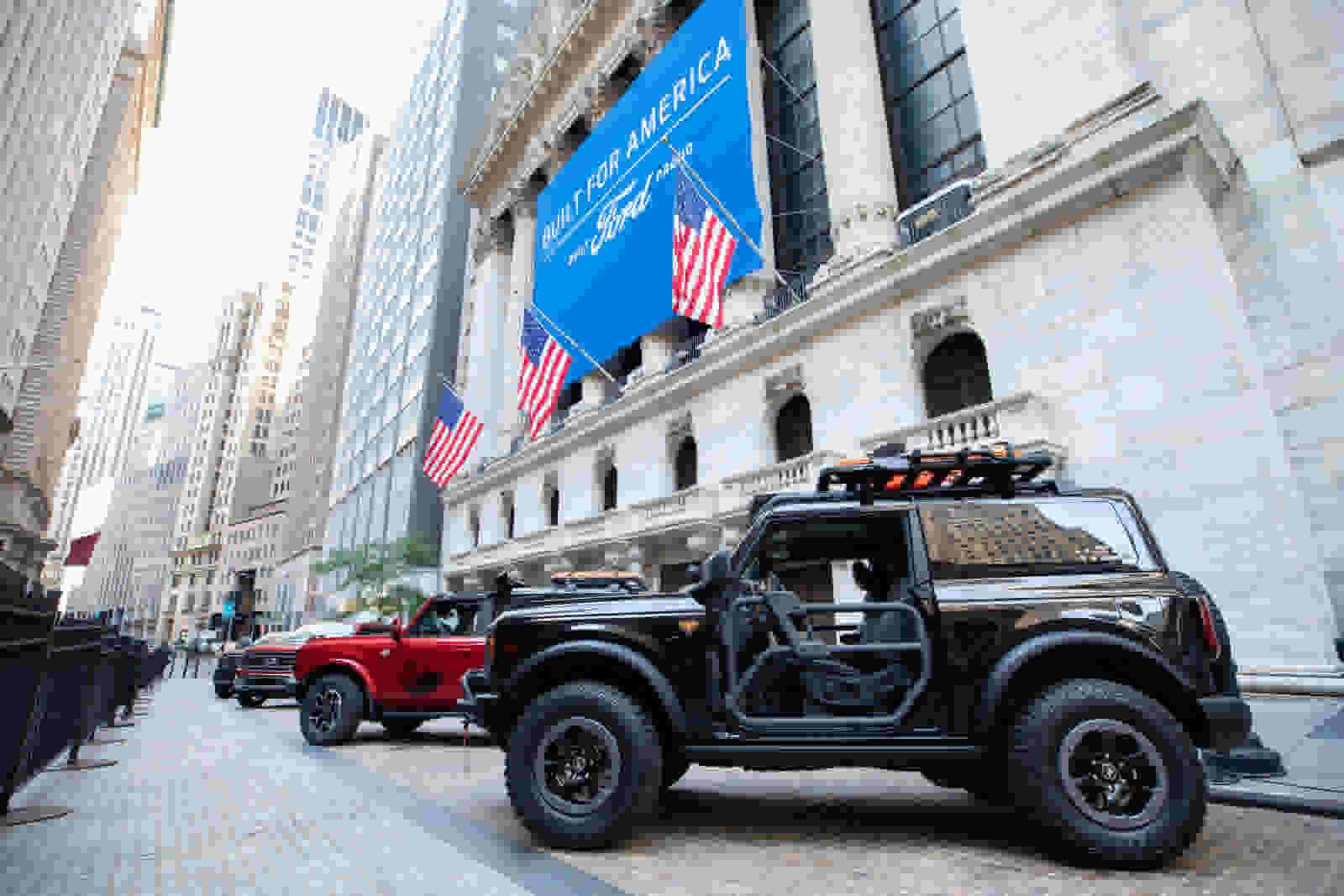 Ford Goes from Main Street to Wall Street
