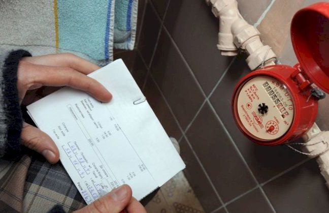 Как платить за воду по счетчику: специфика расчета расхода воды + разбор способов оплаты