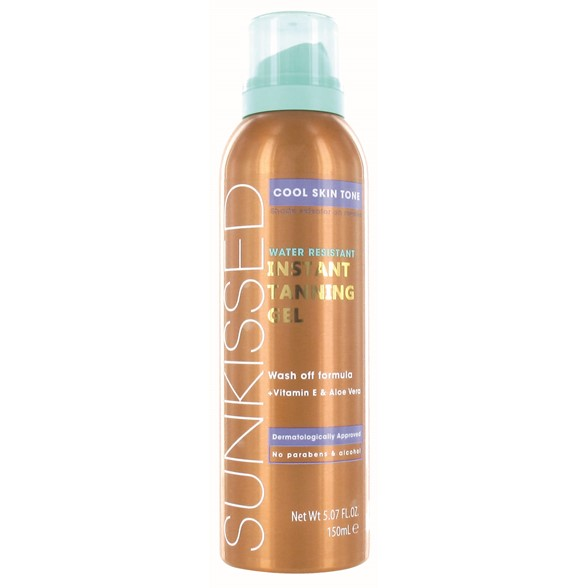 Instant Tanning Gel Cool Skin Tone