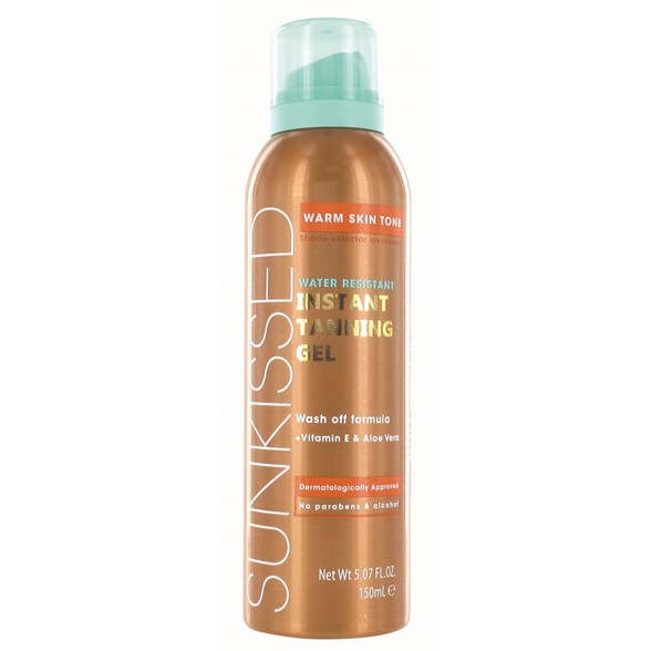 Instant Tanning Gel Warm Skin Tone