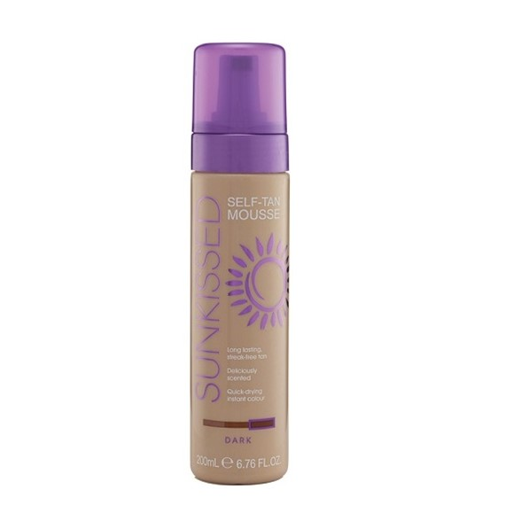 Self-tan Mousse Dark