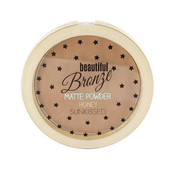 Beautiful Bronze Matte Powder Honey