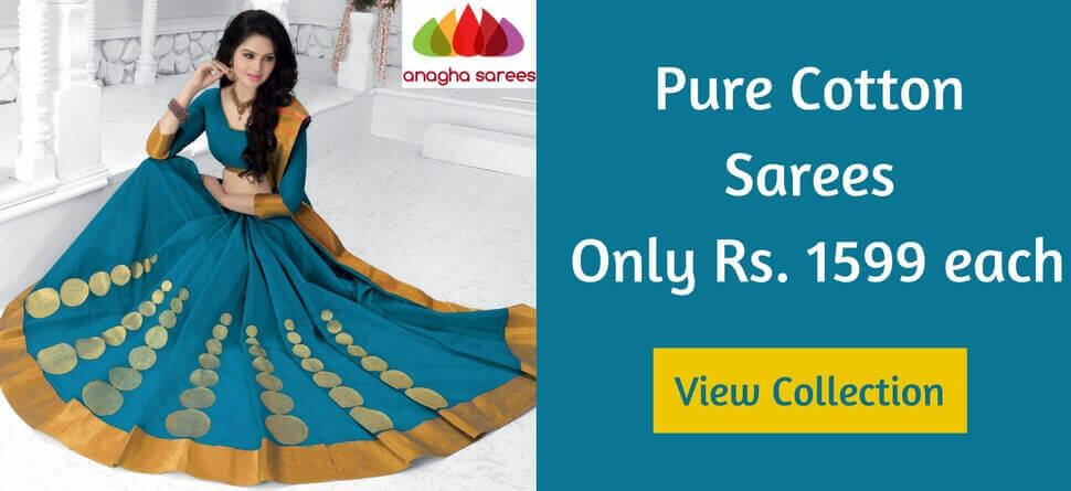 Anagha-Sarees-Pure-Cotton-Collection