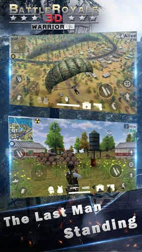Battle Royale 3D - Warrior63