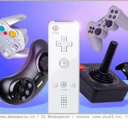 10 Kontroler Game Terbaik Sepanjang Masa
