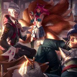 Riot Games dan Tencent Kerjasama Kembangkan League of Legends Versi Mobile