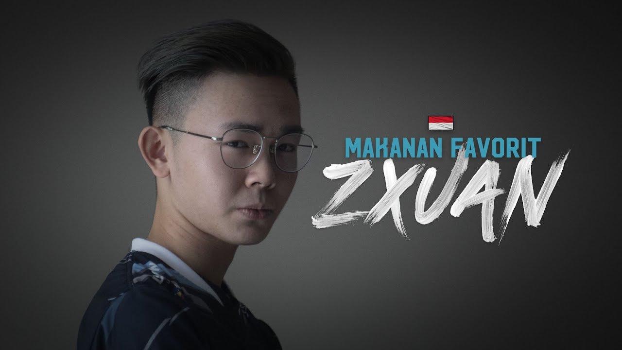 Zxuan aka Zhen XML / pict via Evos Esports