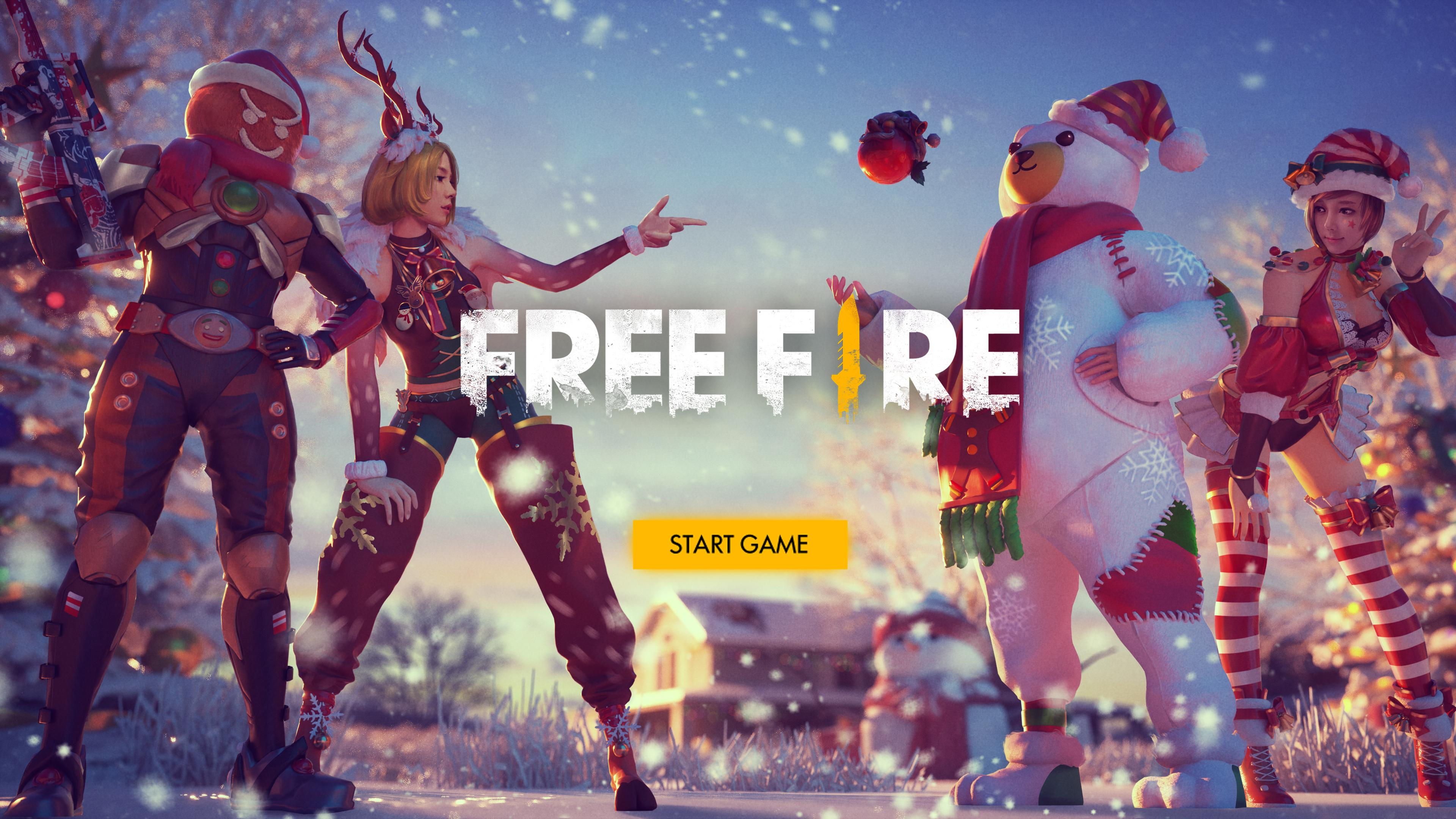 #3  Garena Free Fire Wallpaper 2019 - 2560 × 1440 (QHD, WQHD, Quad HD, 1440p) 7