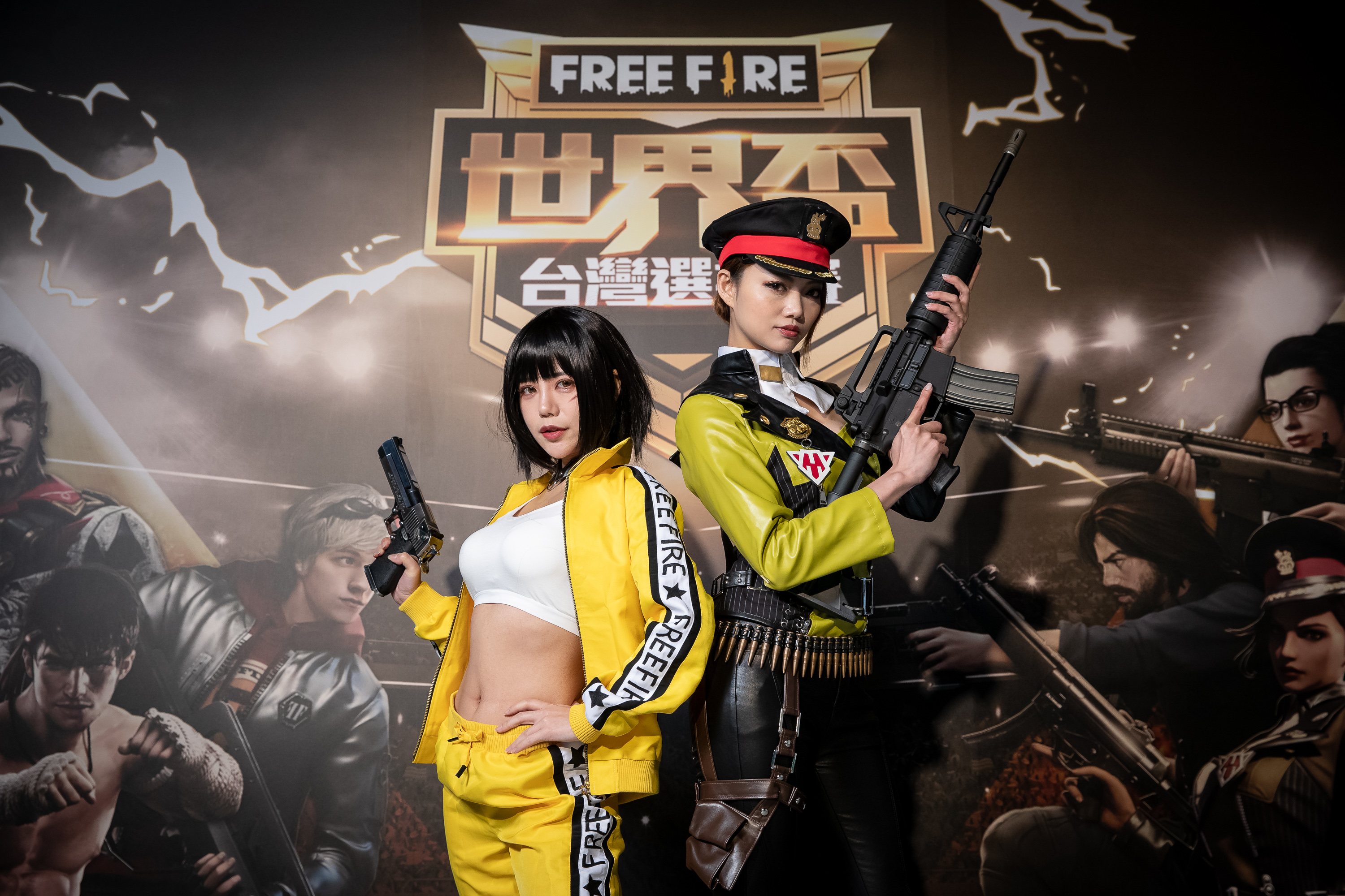 #6  Garena Free Fire Wallpaper 2019 - 2560 × 1440 (QHD, WQHD, Quad HD, 1440p) 7