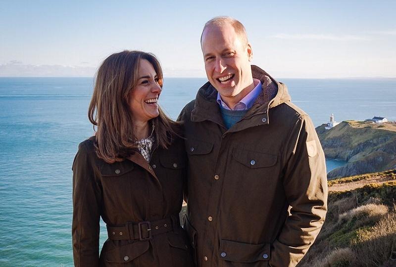 Кейт Миддлтон и принц Уильям показали «удаленку» по-королевски