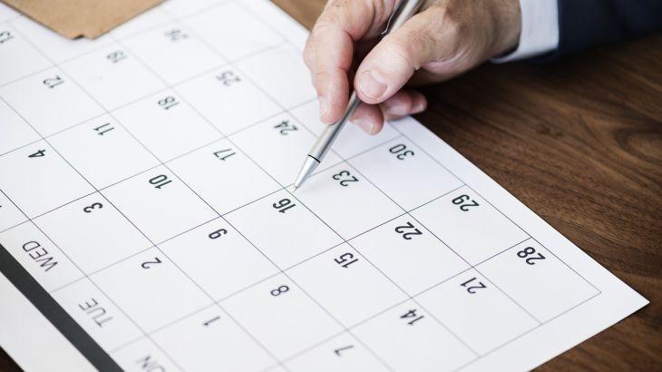【PHP】今週の月曜日から日曜日を表示する方法