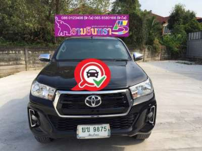 TOYOTA HILUX REVO 2.4 J PLUS DOUBLECAB PRERUNNER 2018