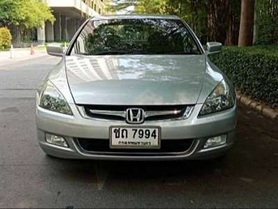 HONDA ACCORD 2.0 E i-VTEC 2007