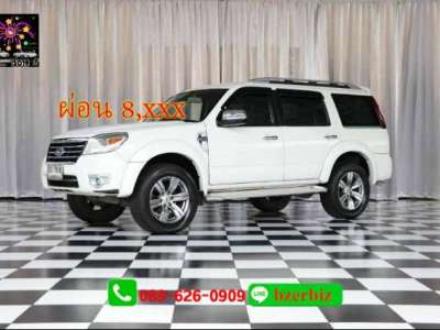 FORD EVEREST 2.5 XLT 2WD 2011