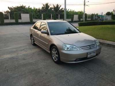 HONDA CIVIC 1.7 VTi-E 2003
