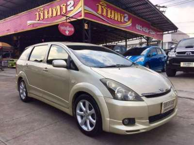 TOYOTA WISH 2.0 Q LIMITED 2004