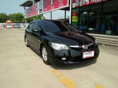 HONDA CIVIC CIVIC 1.8 S 2012