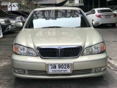 NISSAN CEFIRO CEFIRO 2.0 EXECUTIVE V6 2003
