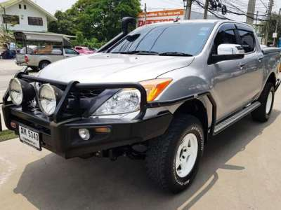 MAZDA BT-50 PRO 3.2 R DOUBLE CAB 4WD 2012