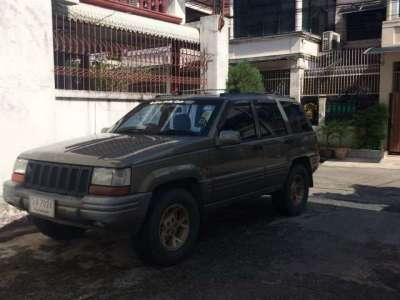 JEEP CHEROKEE GRAND  4.0 LIMITED 1996