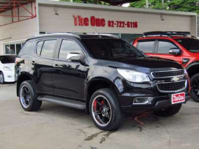 CHEVROLET TRAILBLAZER 2.8 2WD 2015