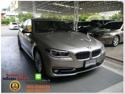 BMW SERIES 5 520d 2.0 Luxury 2014