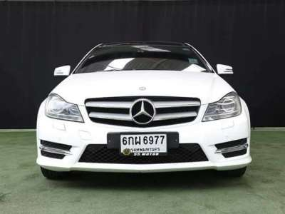 BENZ C-CLASS C180 COUPE 2013