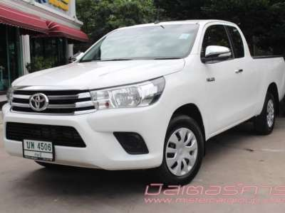 TOYOTA HILUX REVO 2.4 J PLUS SMART CAB 2017