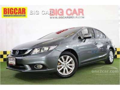 HONDA CIVIC 1.8 S 2012
