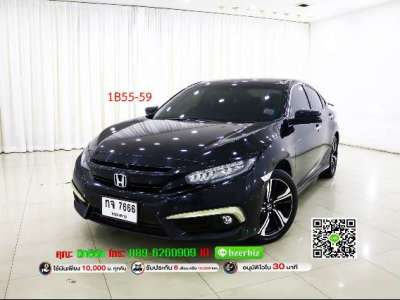 HONDA CIVIC 1.5 TURBO RS 2016