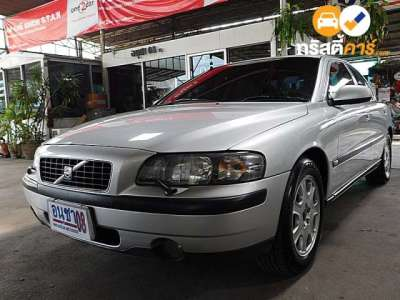 VOLVO S60 4DR SEDAN 2.0ITI 5AT 2003