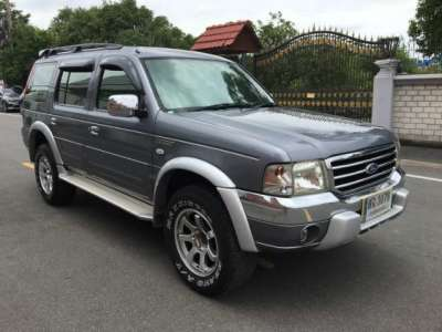 FORD EVEREST 2.5 XLT 2WD 2005