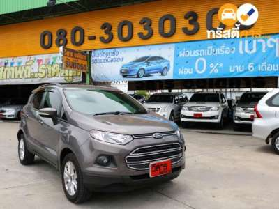 FORD ECOSPORT TREND 4DR SUV 1.5I 6AT 2015