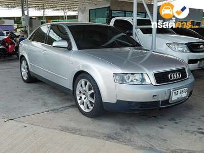 AUDI A4 MULTITRONIC 4DR SEDAN 2.4I 6AT 2003