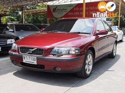 VOLVO S60 4DR SEDAN 2.0ITI 5AT 2002